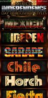 Mexican Independence PS STYLES by Industrykidz