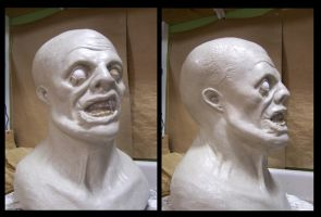 Finished remake sculpture by Justin-Mabry