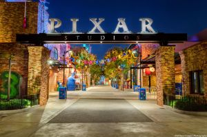 Revisiting Pixar Studios by shaderf