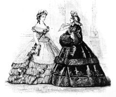 1862 fashion illustration by April-Mo