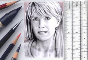 Sam-from-Stargate sketchcard by whu-wei
