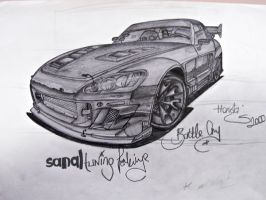 Honda s2K - BattleCry STT Rulz by Battle-Cry-TR