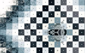 Sci Square Fractal by Pantoja