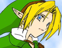 Link by AngelofHapiness by xor101