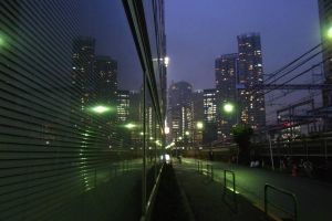 STOCK TOKYO NIGHT VIEW JAPAN NO:010060025 by hirolus
