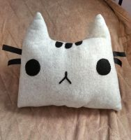 Pusheen Pillow by taeminchu