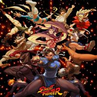 street fighter girls by IGMAN51