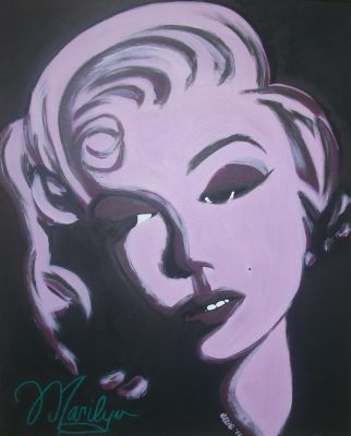marilyn by ellie1980