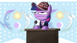 Twilight Sparkle for President by ActuallyPiemations