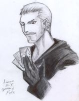 Luxord by JereduLevenin
