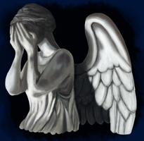 Don't blink. Good luck. by Courts96