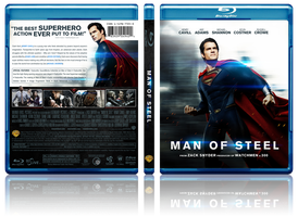 Man of Steel 2013 by nokdesigns