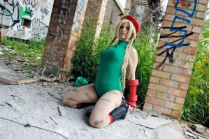 Cammy Cosplay. by AsakuraYumiChan