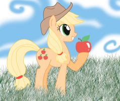 AppleJack by AngelofHapiness