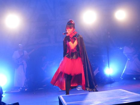 BABYMETAL 50 by iancinerate