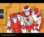 Transformers Master and Apprentice by Demonology7789