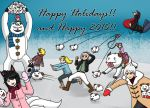 LoL - Happy Holidays and Happy 2015!!! :D by chazzpineda