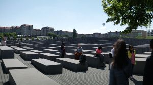 Memorial to the Murdered Jews of Europe - Berlin by MoonChildMaddi