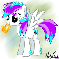 Lightning Flare by HollyClowder