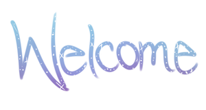 Welcome Sign by SleepyPiplup