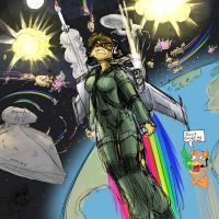 Nyan, Nyan everywhere! by tgwonder