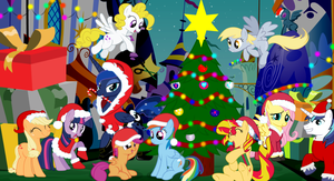Hearth's Warming Eve 2014 by Nintendo-Lover-Kat