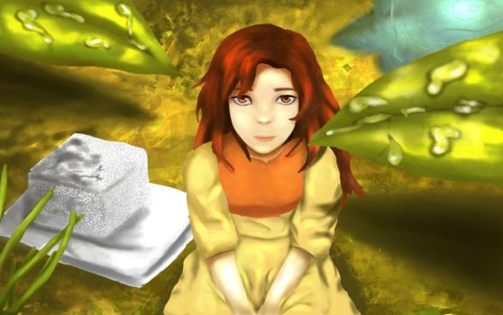 Arrietty by ravenousbeing