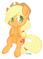 Applejack by Sulna