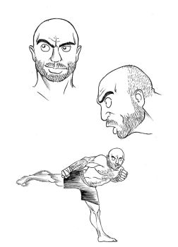 Joe Rogan by wazuka