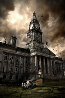 Post Apocalyptic Bolton by TR-Wolf