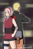 NaruSaku - We will be together... by NaruSasuSaku91