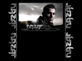 Nazar Official Myspace Design by ChbDesign