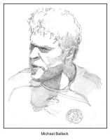 Michael Ballack - Chelsea by thartist29