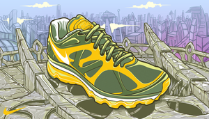 Nike Air Max 2012 by kurtmorrisrojas