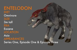 Entelodon by Benjee10