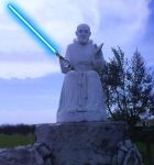 Padre Pio was a Jedi by Q-Nylingus