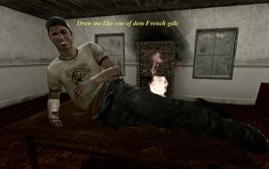 Draw me like one of dem Franch gals... by NeekoL4D