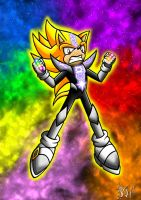 Ring Bearer Super Sonic by Berty-J-A