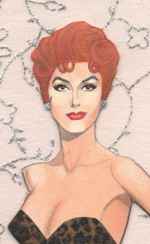 Kay Kendall paper doll by pdgregg