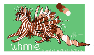 Whinnie by RuckusRufus