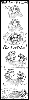 Short Comic Of Doom 4 by gilll