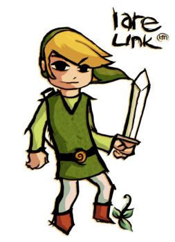 link is discombobulated by spikeo