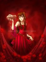 Twisted Little Red Riding Hood by Silverwingfox