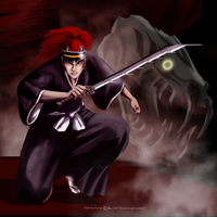 Renji from AS by SpiritOnParole