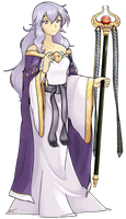 [COLLAB] Fire Emblem - Deirdre by Call-Of-The-Indie
