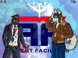01. Flight Facilities (Furry and Music) by Ray-Akim-Blau