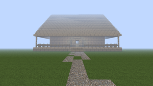 2 story farmhouse by thedominator277