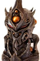 Guyver III Head by AngeloFalconio