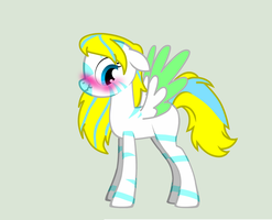 me in pony creator. by kim-306