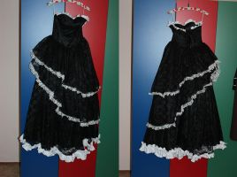 sold- Panty and Stocking-Stocking Dress by Michiaki